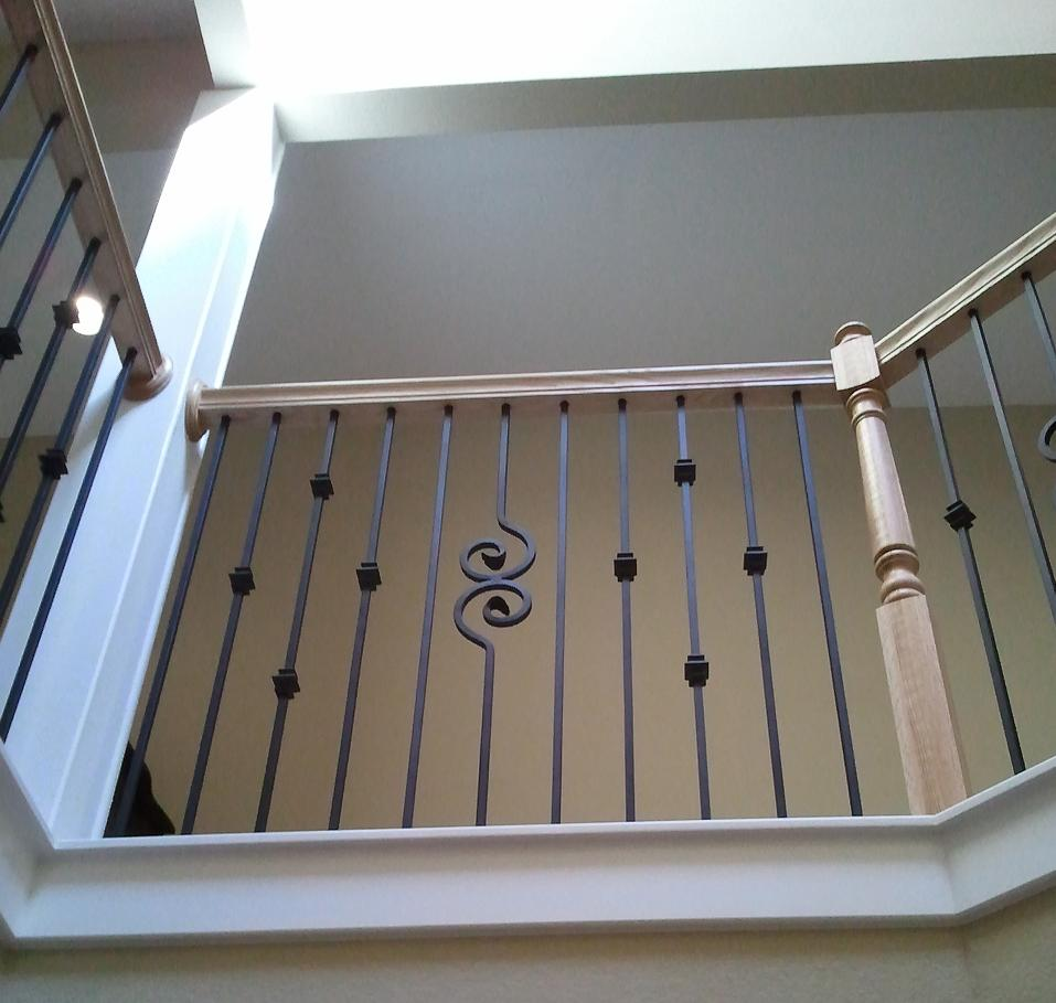 Plymouth Iron Baluster